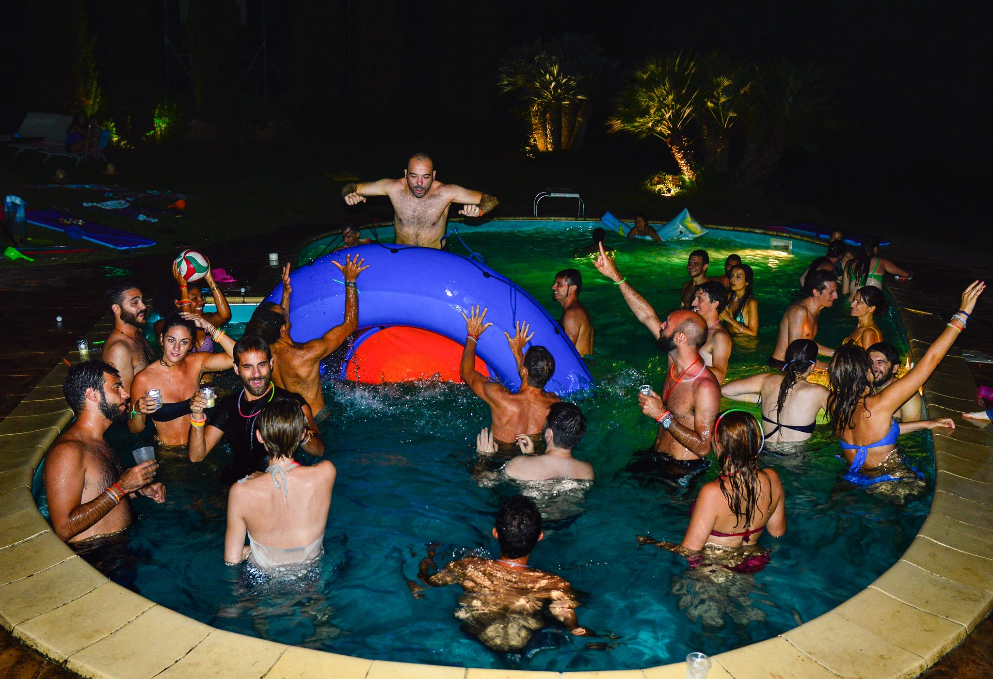 CdP Pool Party 2015