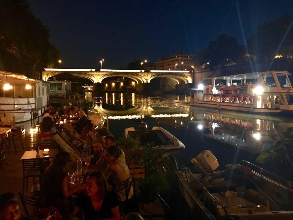 Baja lounge bar - Roma