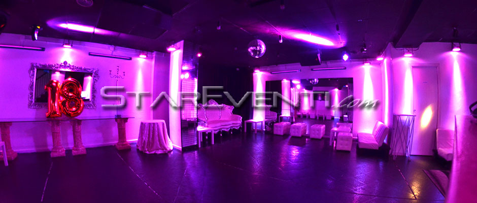 18th B-day party – Private event