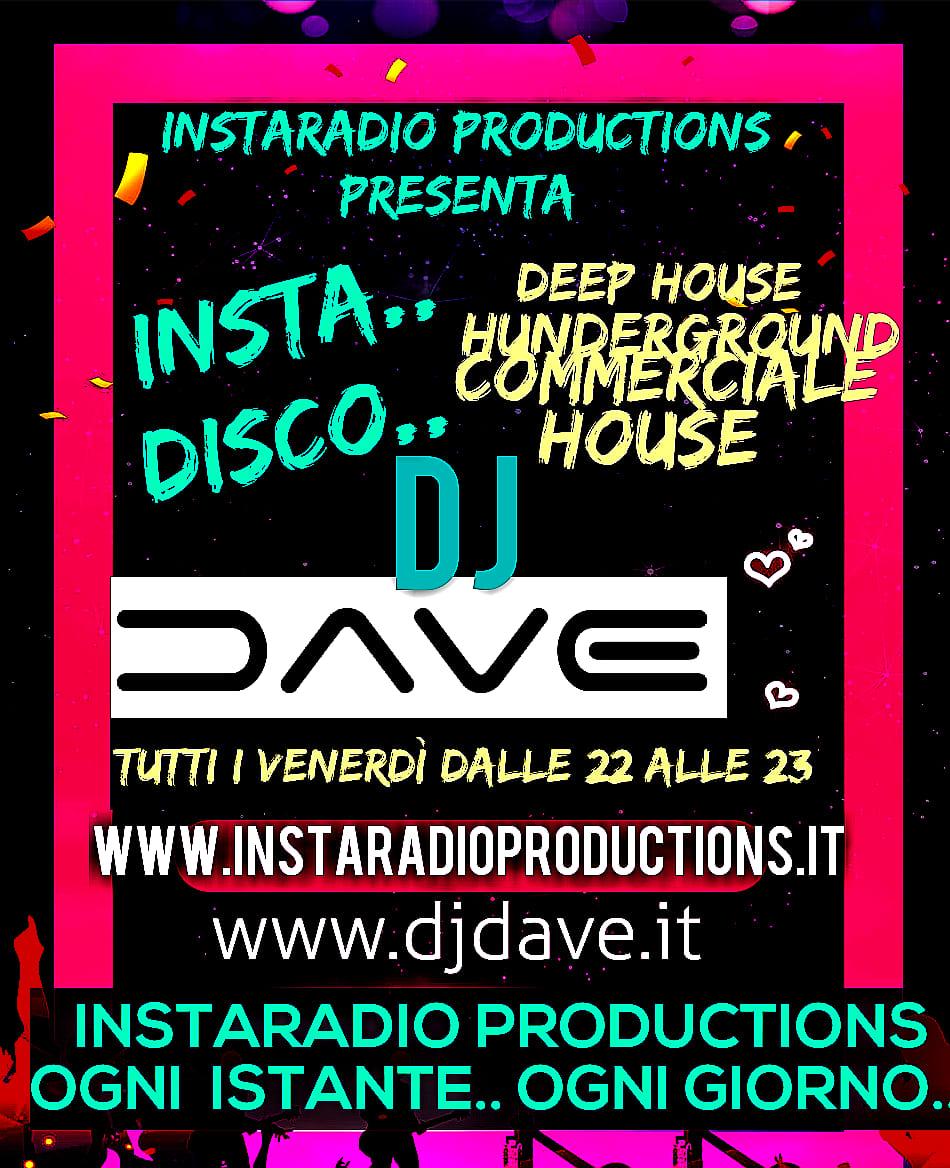 Diretta radio su InstaRadio Productions