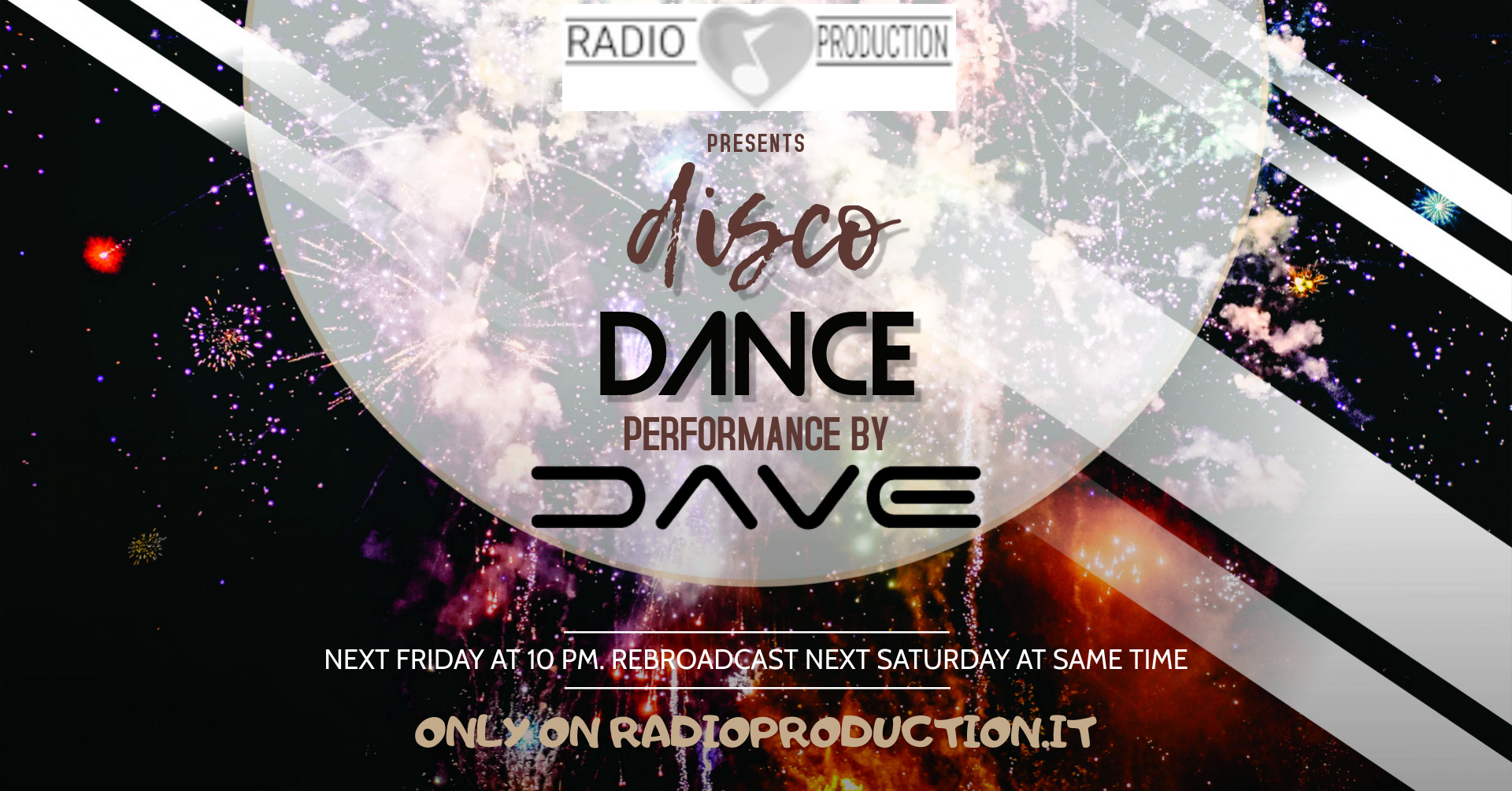 Disco DANCE: Best EDM music 2010-2020 by Dj Dave