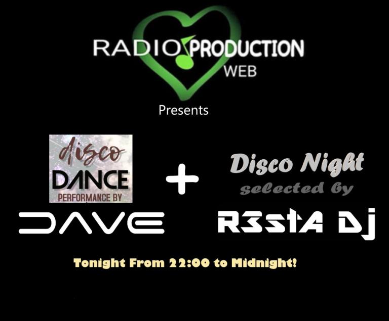 DiscoDANCE by Dj Dave + DiscoNIGHT by Umberto Resta Dj